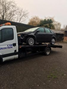 car scrappage kensal green