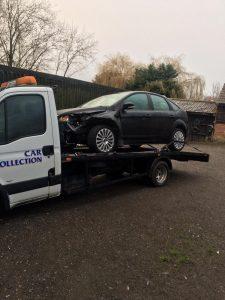 car scrappage north london